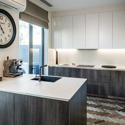 South Yarra – Kitchen