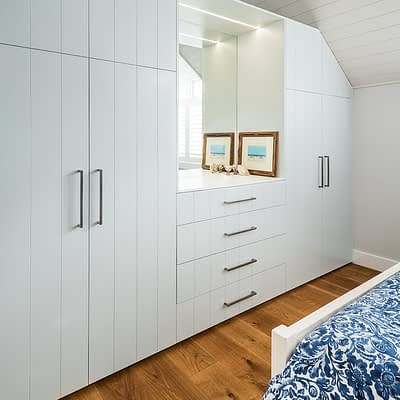 Sorrento – Bedroom 3 Wardrobes