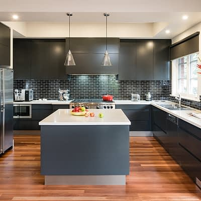 Balwyn – Kitchen
