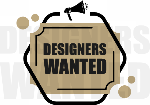 designer-wanted