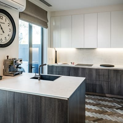 South Yarra – Kitchen