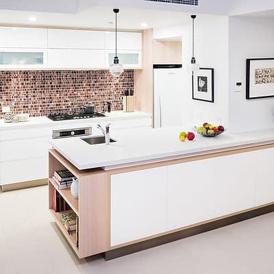 Parkville – Kitchen