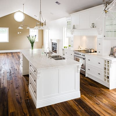Berwick – Kitchen