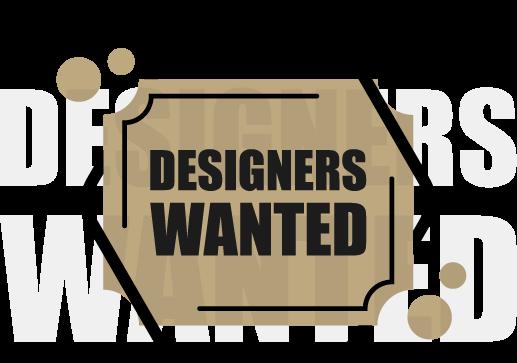 designer-wanted