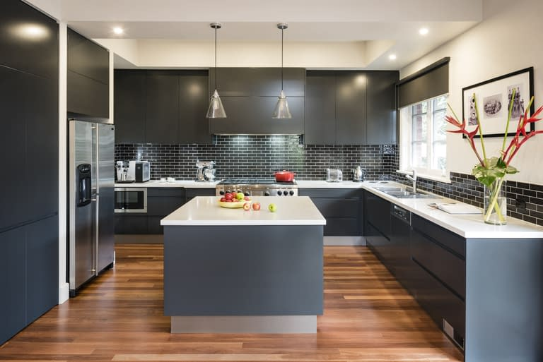 What Are Most Popular Kitchen Layouts