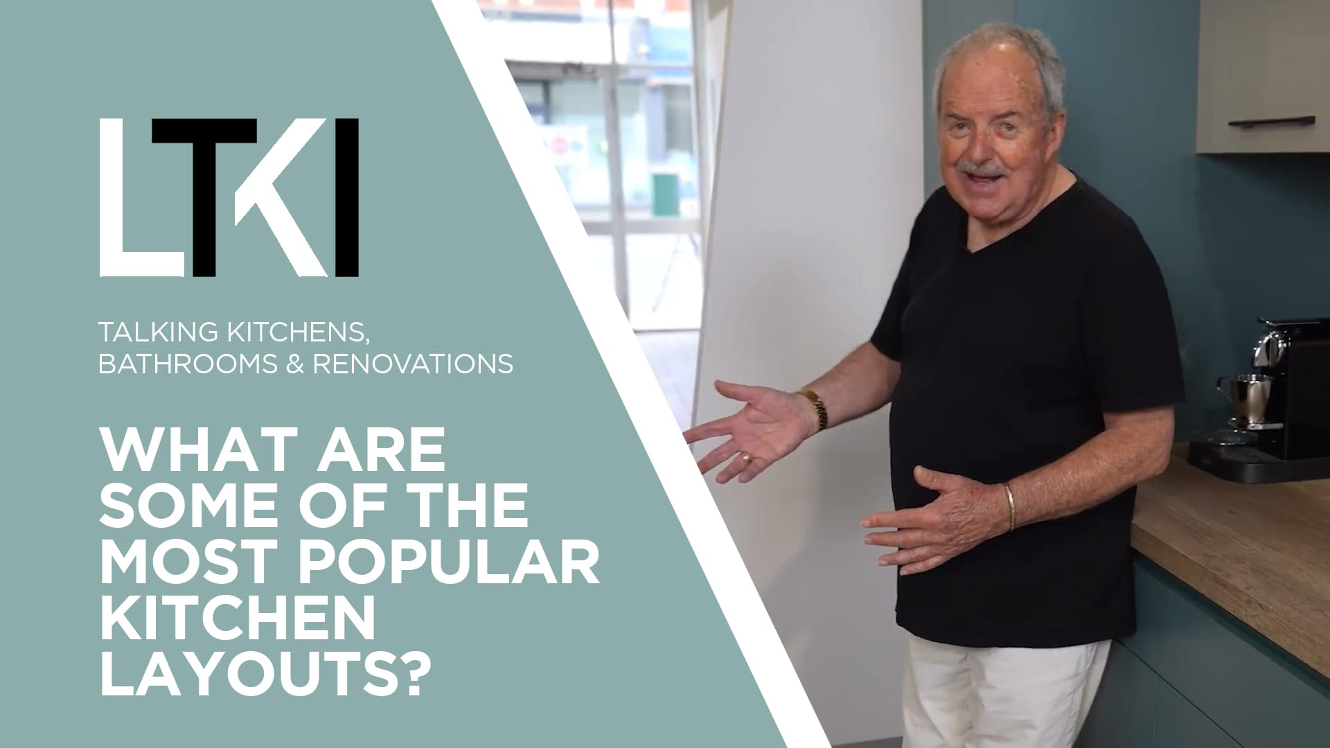 Talking Kitchens, Bathrooms & Renovations: What Are Some Of The Most Popular Kitchen Layouts?