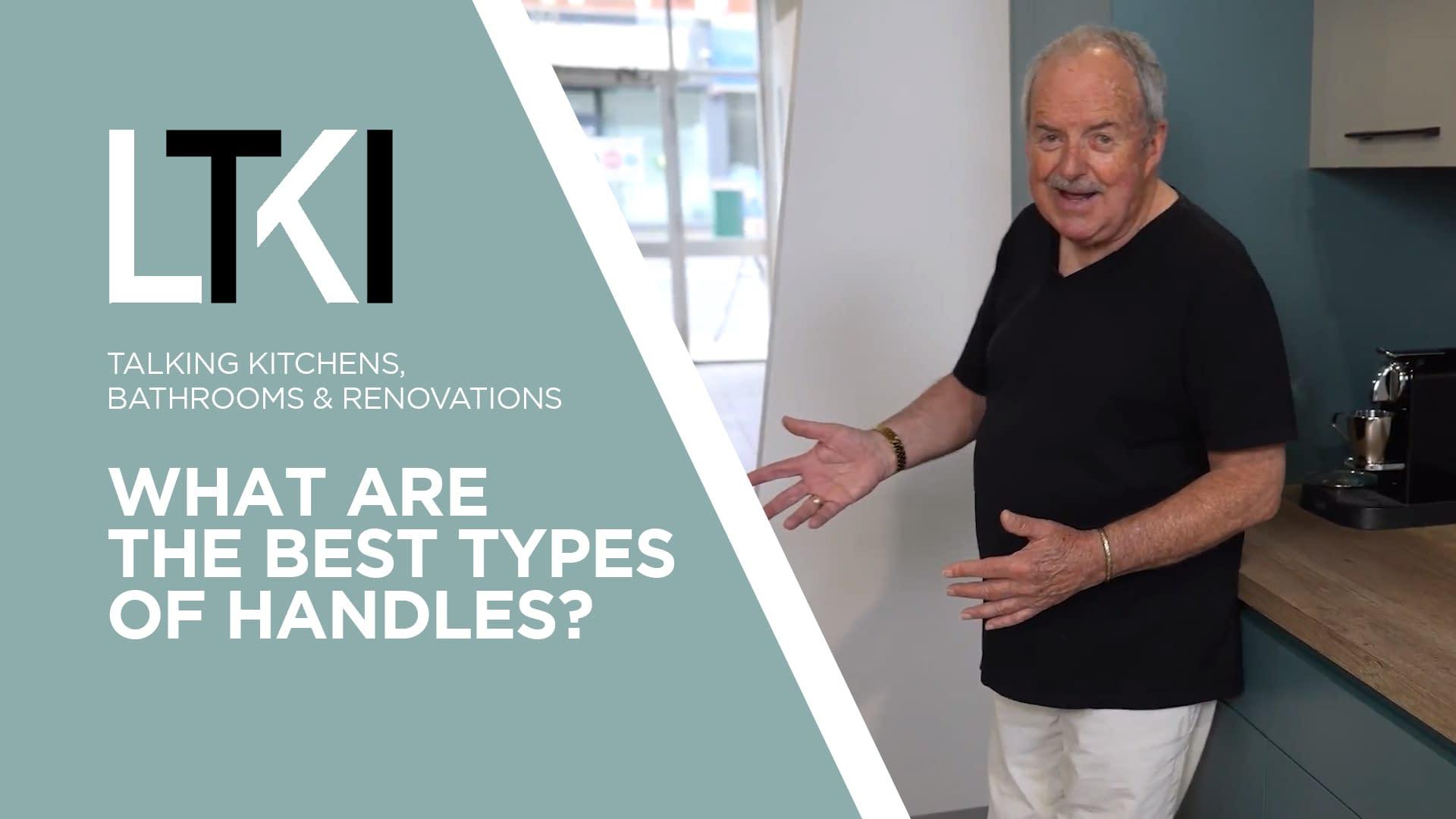 Talking Kitchens, Bathrooms & Renovations: What Are The Best Types Of Handles?