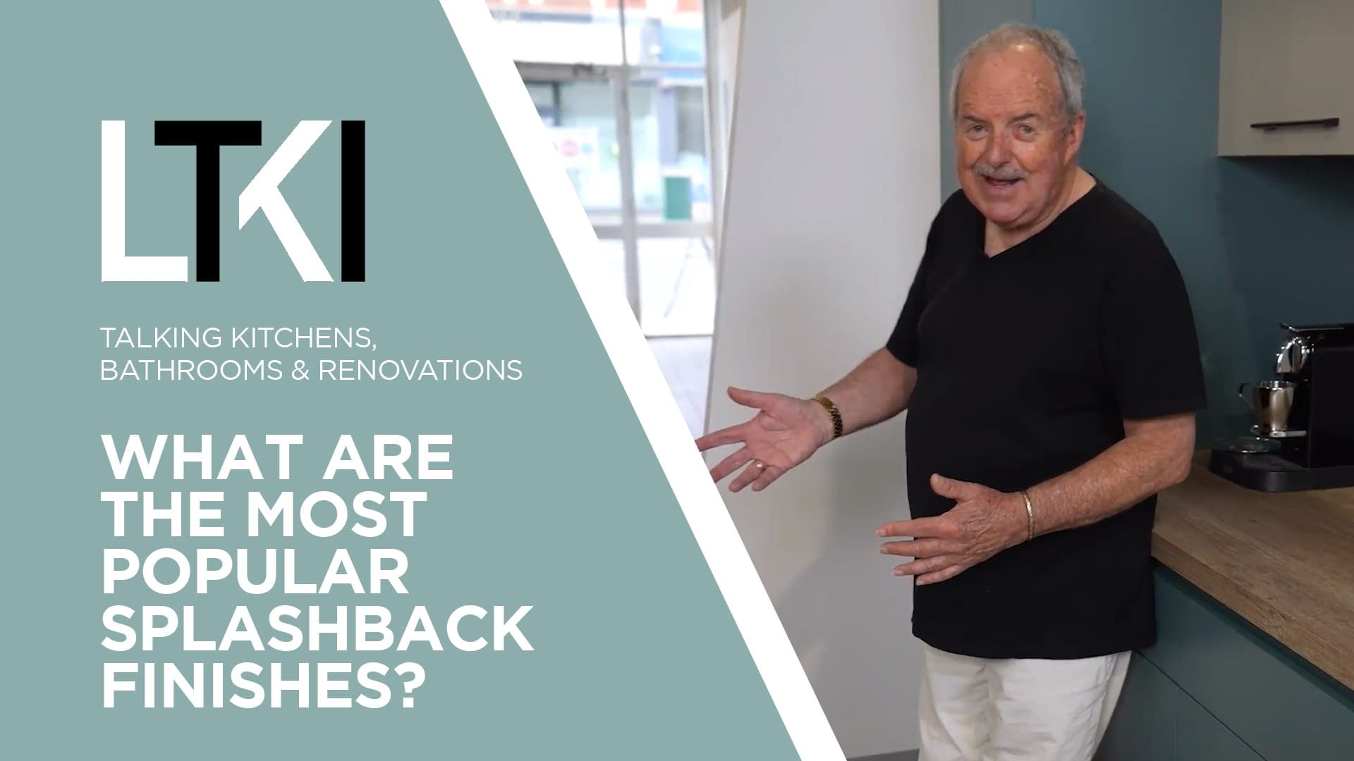 Talking Kitchens, Bathrooms & Renovations: What Are The Most Popular Splashback Finishes?