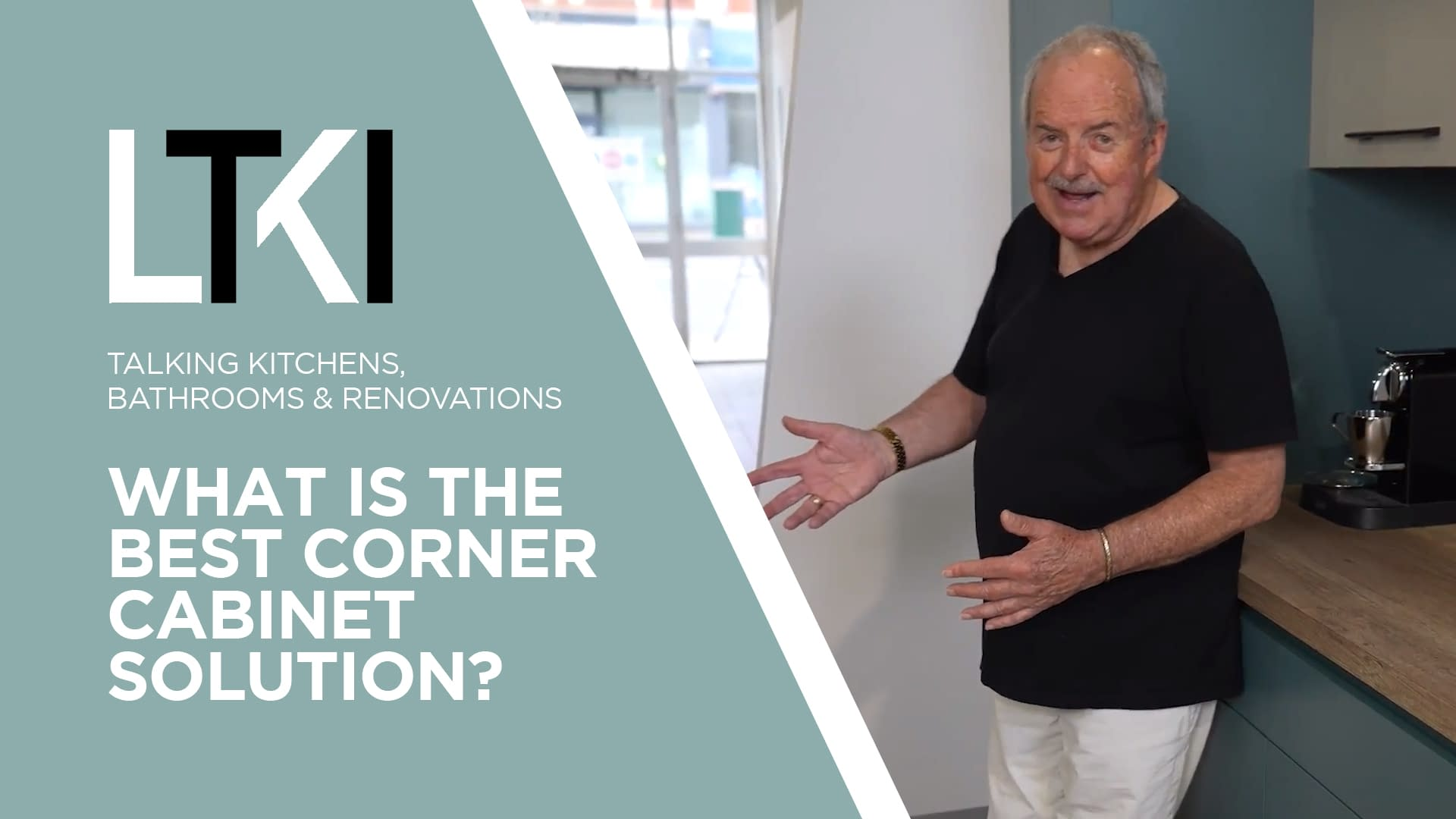 Talking Kitchens, Bathrooms & Renovations: What Is The Best Corner Cabinet Solution?