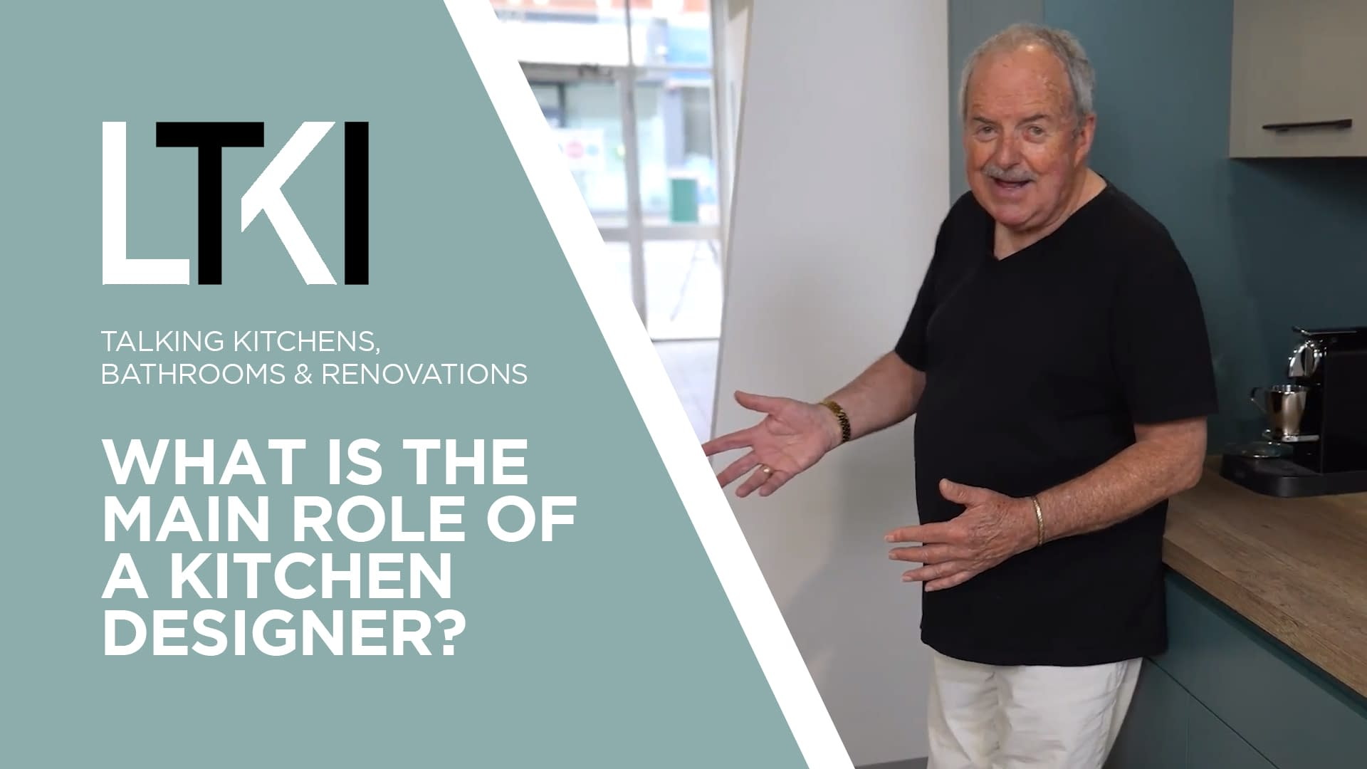 Talking Kitchens, Bathrooms & Renovations: What Is The Main Role Of A Kitchen Designer?
